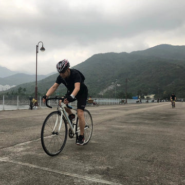 2-Hour Intermediate Road Bike Group Lesson (Sha Tin)