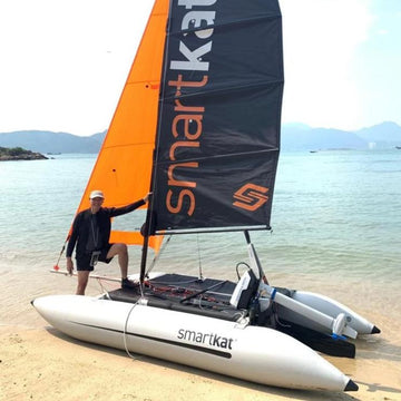 4-Hour SmartKat Sailing Session (Sai Kung)