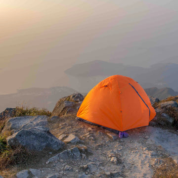 Tent & Camping Equipment (Pick-up)