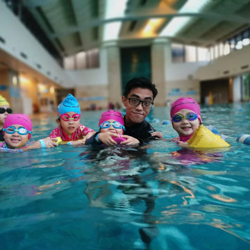 30-Min Toddler Swimming Group Lesson [3 Class Package] (HK,KLN)