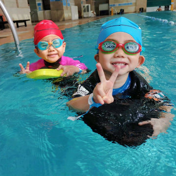 3x40 mins Kids Swimming Group Class (Causeway bay)