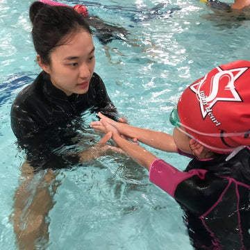 3x30 mins Toddler Swimming Group Class (Kwun Tong)