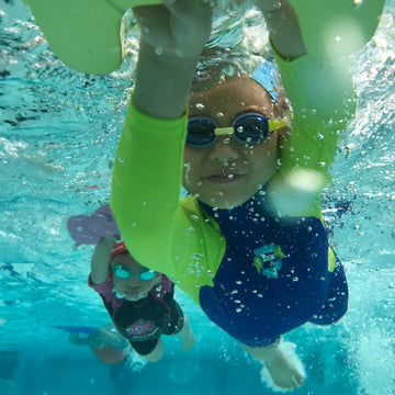 3x40 mins Kids Swimming Group Class (Lai Chi Kok)