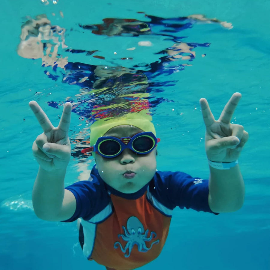 3x40 mins Kids Swimming Group Class (Kwun Tong)