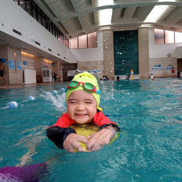 3x30 mins Toddler Swimming Group Class (Tsing Yi)