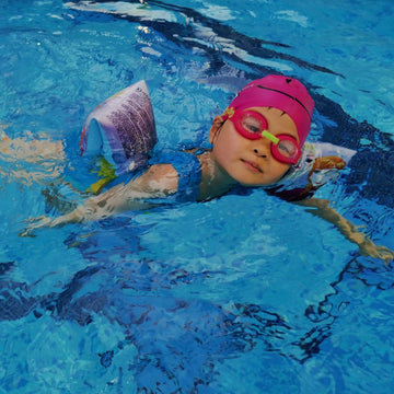 3x30 mins Toddler Swimming Group Class (Lai Chi Kok)
