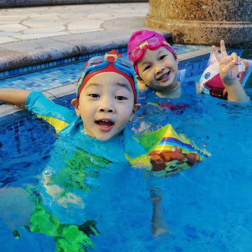3x40 mins Kids Swimming Group Class (Tsing Yi)