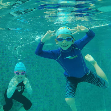 40-Min Kids Swimming Group Lesson [3 Class Package] (HK,KLN)