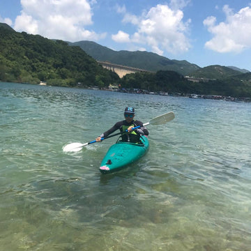 [1, 2 or 3 Star Award Certificate] 6-Hour Kayaking Course (Tsan Chuk Wan)