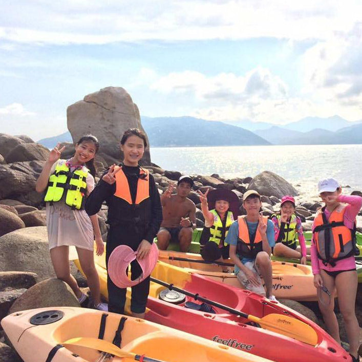 [5 yrs old +] 1.5 Hours Kids Fun 'N Run Water Activities (Lantau)