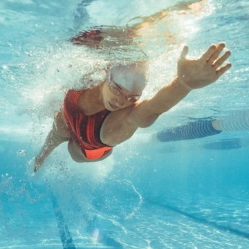 1-hour Adult Intermediate Swimming Class
