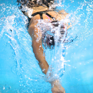 1-hour Adult Advanced Swimming Class