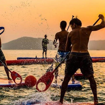 2-Hour Stand-up Paddle Polo