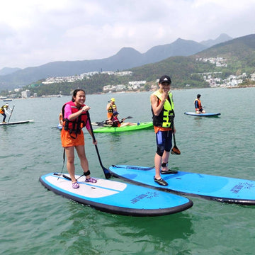 Stand-up Paddle Rental (Sai Kung)
