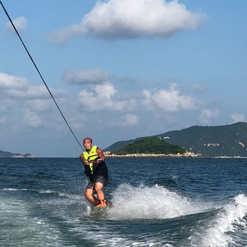 2 to 3-Hour Wakeboarding Lesson (Lantau)