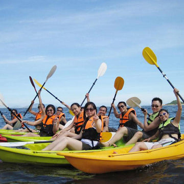 1.5-Hour Water sports Teambuilding (Lantau)