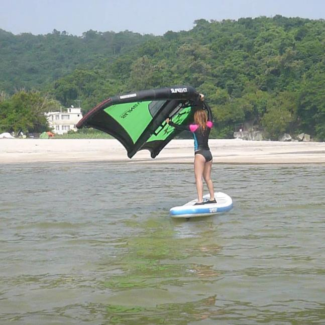 2-Hour Wingsurfing Lesson (Lantau)