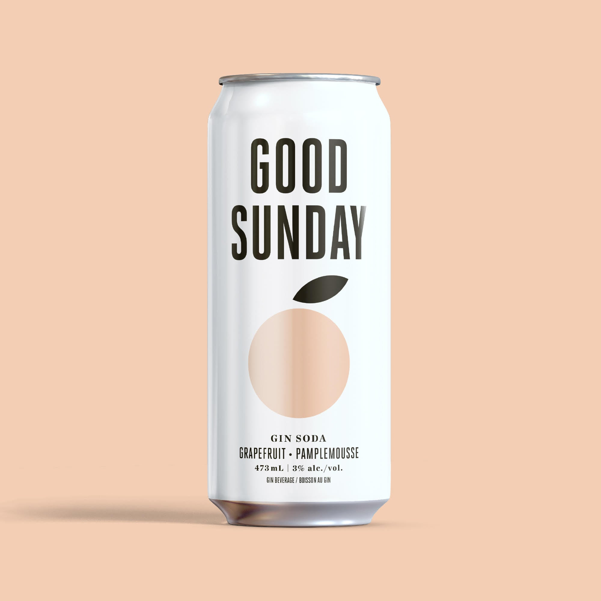 Good Sunday Grapefruit Can