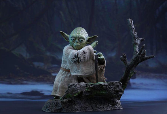 Star Wars: The Empire Strikes Back MMS369 Yoda 1/6th Scale Collectible Figure