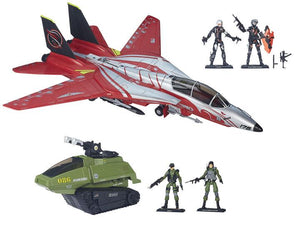 G.I. Joe Crimson Strike Vehicle Set SDCC 2015 Exclusive