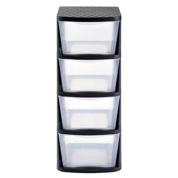 Clear Storage Bin Drawers