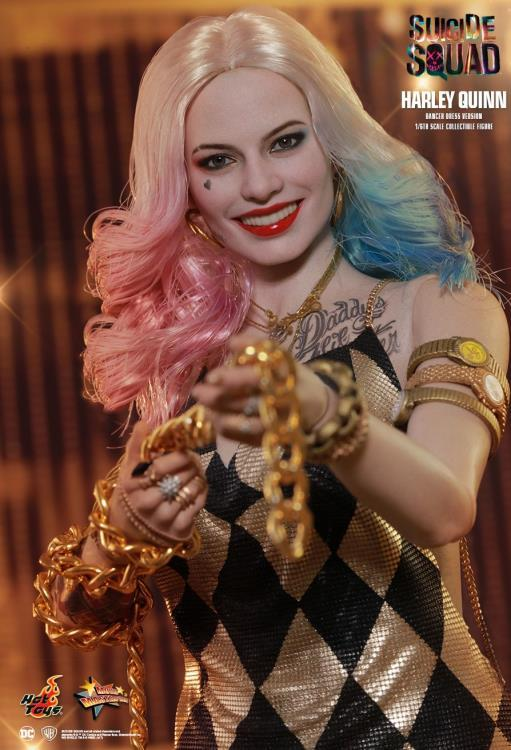 Suicide Squad MMS439 Harley Quinn (Dancer Dress Ver.) 1/6th Scale Collectible Figure