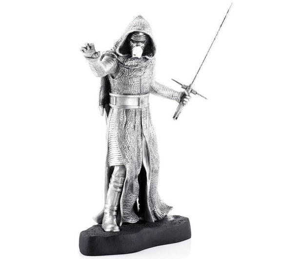 Star Wars Kylo Ren Pewter Collectible LE 5000