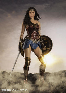 Justice League S.H.Figuarts Wonder Woman