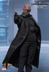 Captain America: The Winter Soldier MMS315 Nick Fury 1/6th Scale Collectible Figure