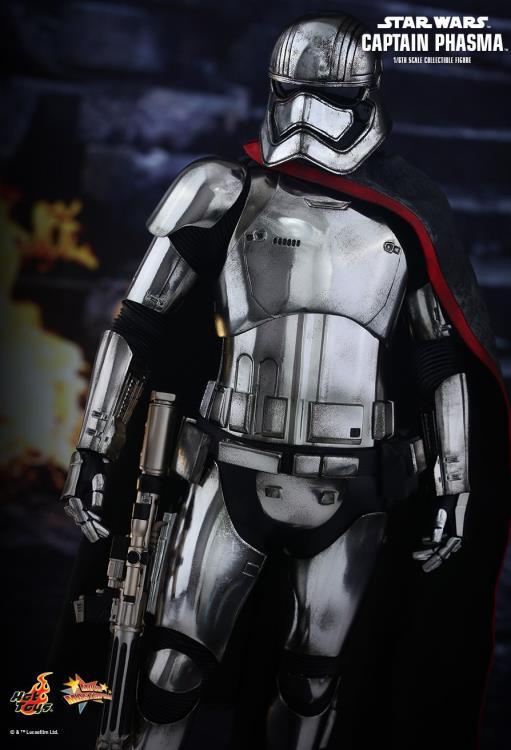 Star Wars: The Force Awakens MMS328 Captain Phasma 1/6th Scale Collectible Figure