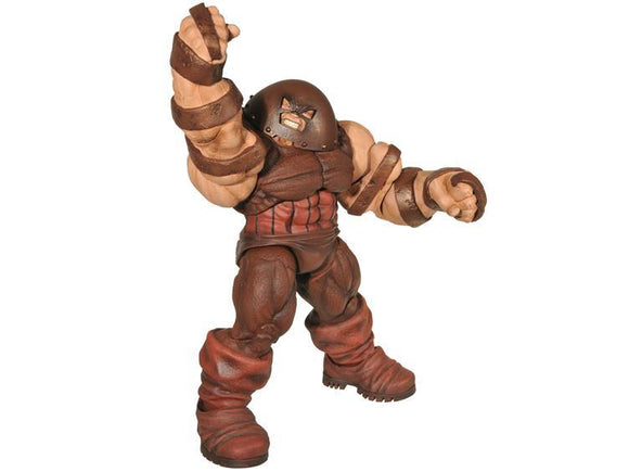 Marvel Select Juggernaut With Helmet
