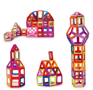 Magnetic Building Shapes