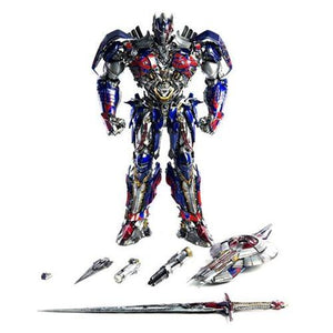 Transformers The Last Knight Optimus Prime Premium 1:6 Scale Action Figure