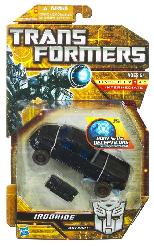 Transformers 6 Inch Action Figure Deluxe Class (2010 Wave 1) - Ironhide