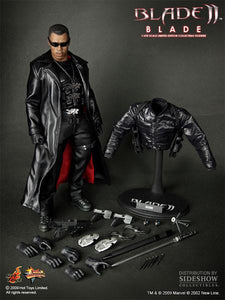 Blade Movie Hot Toys 12 Inch Doll Figure - Blade