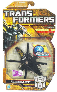Transformers 6 Inch Action Figure Deluxe Class (2010 Wave 3) - Tomahawk (Attack Helicopter)