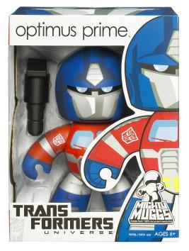 Transformers Action Figure Mighty Muggs (2009 Wave 1): Optimus Prime