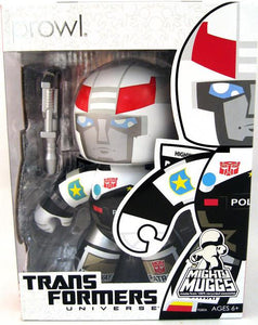 Transformers Mighty Muggs 6 Inch Action Figure Exclusive - Prowl SDCC 2010