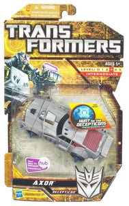 Transformers 6 Inch Action Figure Deluxe Class (2010 Wave 4) - Axor