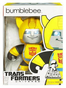 Transformers Action Figure Mighty Muggs (2009 Wave 1): Bumblebee
