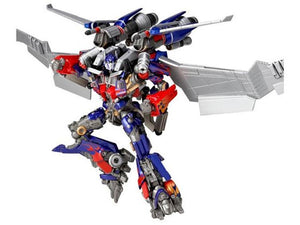 Transformers Movie 6 Inch Action Figure Revoltech Sci-Fi - Optimus Prime DX No.40