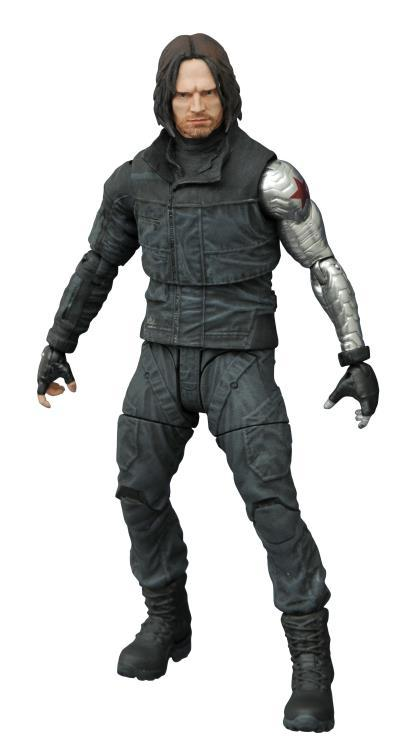 Captain America: Civil War Select Winter Soldier