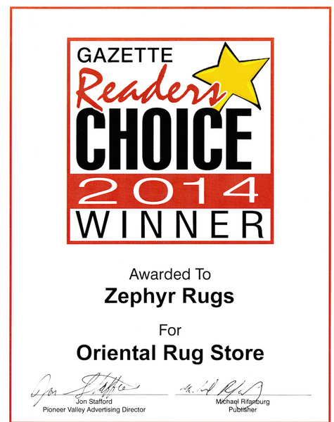 best rug store gazette