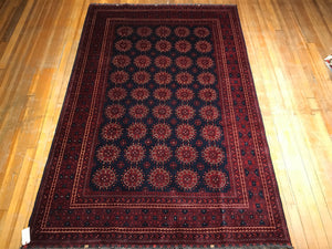 Fine Tribal Baluchi, Hand-knotted, 10x6.6