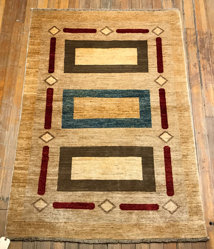 Arts & Crafts Rug 5'.8