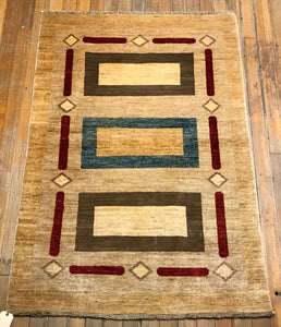 "Arts & Crafts Rug 5'.8"" x 4' CLEARANCE $572.00"