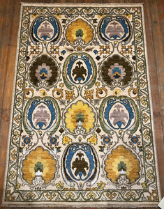 "Arts & Crafts Rug.  6'1"" x 4'1"" CLEARANCE $749.00"