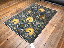 "Arts & Crafts Rug.  6'1"" x 4'"