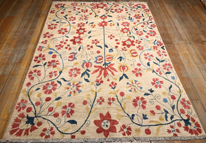 Arts and Crafts Rug, 7.10x5.6