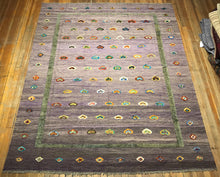 "Flat Weave with Pile.  10'3"" x 8'4"" CLEARANCE $ 997.00"